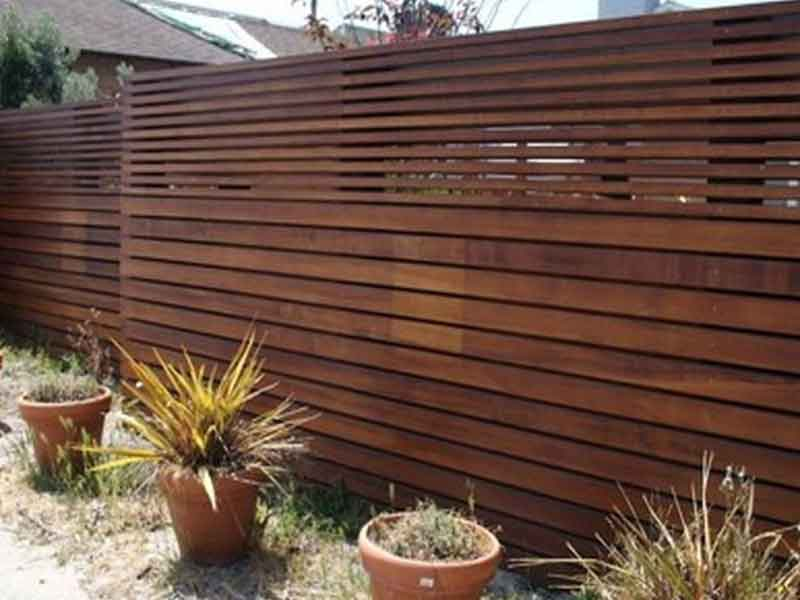 Fencing and Retaining Walls – JJS Landscaping